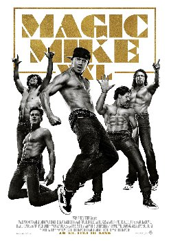 FilmPlakat Magic Mike XXL~1