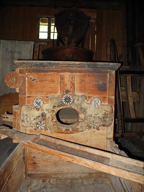Katzbrui, historische Mühle, Kleiekotzer