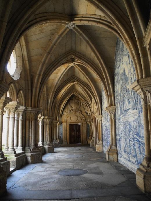 Kreuzgang der Kathedrale