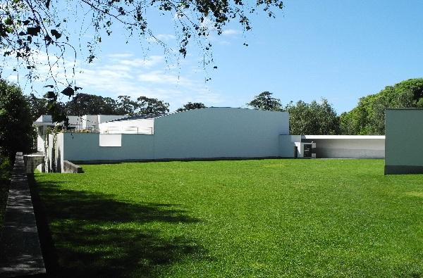 Museum für Zeitgenössische Kunst, 1999, von Alvaro Siza