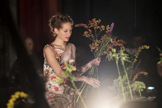 Orfeo, Anna Lucia Richter als Euridice ® Sebastian Bolesch