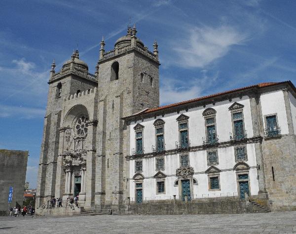 Porto, Kathedrale (Sé do Porto)