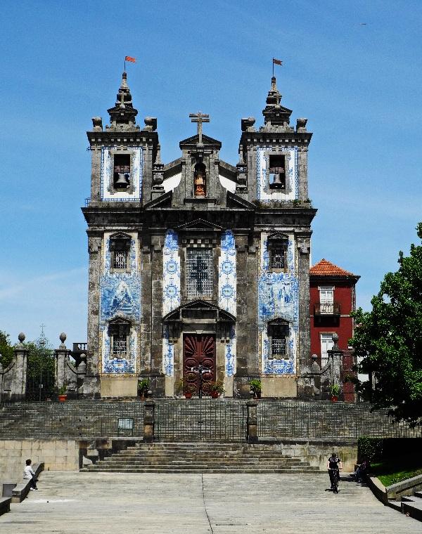 St. Alfonskirche (Santo Ildefonso), geweiht 1739