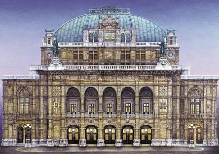 WIEN : Wiener Staatsoper: Früher Startschuss um den ThronOnline Merker