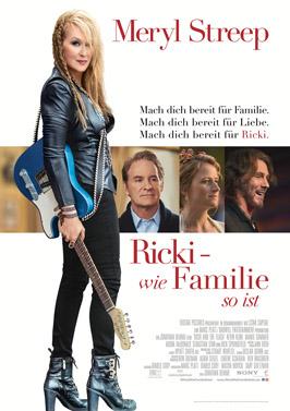 FilmCover Ricki Wie Familie