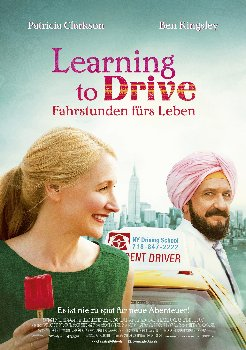 FilmPlakat Learning to drive~1