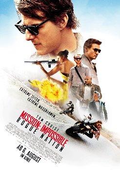 FilmPlakat Mission Impossible 5~1