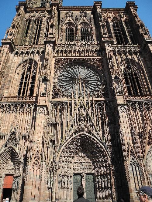Straßburger Münster, Juwel der Gotik