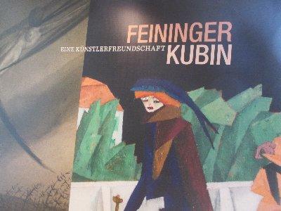 Albertina Kubin Feininger Plakat~1