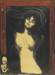 Albertina Munch Madonna