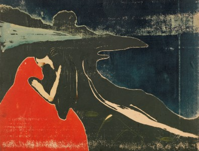 Albertina Munch Melancholie