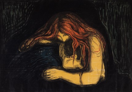 Albertina Munch Vampir