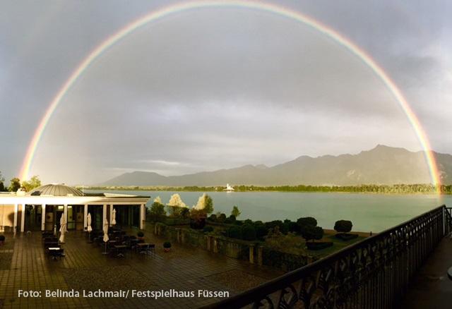Foto Regenbogen F__ssen Belinda