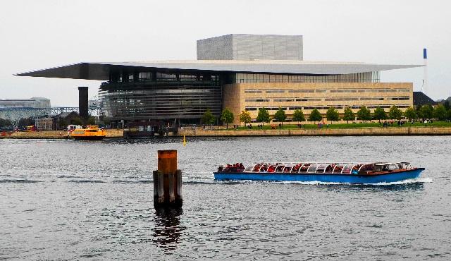 Kopenhagen, die Dänische Nationaloper