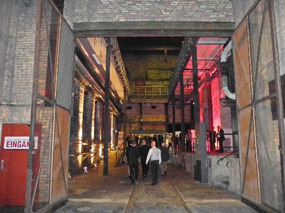Peenemünde, Eingang des historischen Kraftwerks, Foto Ursula Wiegand