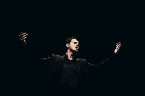 Philippe Jaroussky in Aktion, Foto Marco Borggreve
