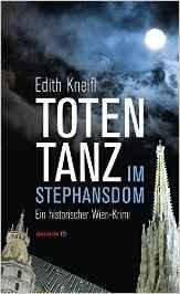 BuchCover Kneifl Totentanz im Stephansdom jpg