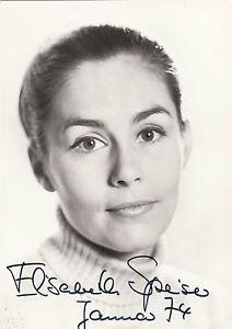 Elisabeth SPEISER