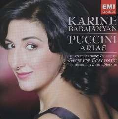 Karine Babajanyan CD-Cover
