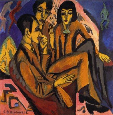 Kirchner Künstlergruppe~1