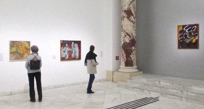 Kunstforum Eingangshalle~1