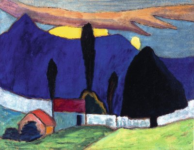Münter, Landschaft~1