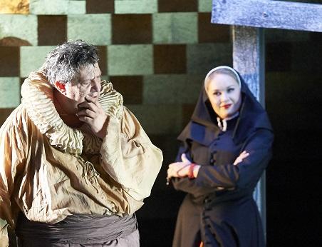 MAESTRI mit der Maddalena von Elena MAXIMOVA