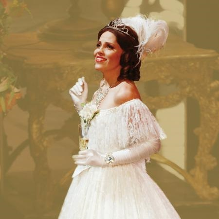 Anu Kaal als Traviata
