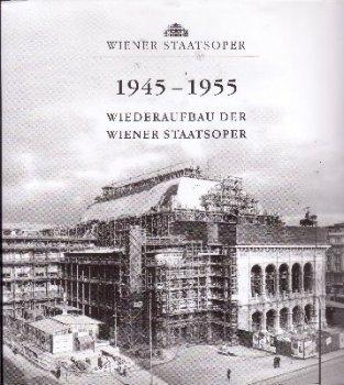 BuchCover  Staatsoper 1945-1955~2