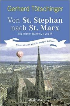 BuchCover Tötschinger, Von St. Stephan jpg