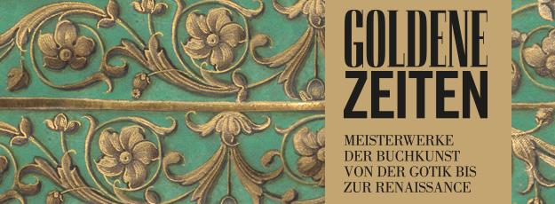 Goldene Zeiten Plakat breit