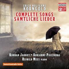 Korngold Lieder