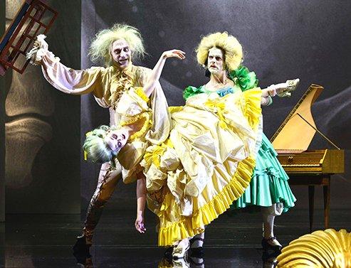 Burgtheater, Eingebilderter Kranker_MarieLuiseStockinger_JoachimMeyerhoff_MarkusMeyer