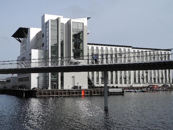 Copenhagen Island Hotel, 2006, Kim Utzon Architekten, b