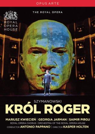 DVDCover Krol Roger