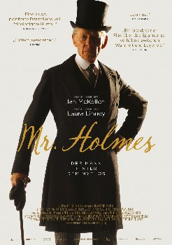 FilmPoster  Mr. Holmes~1