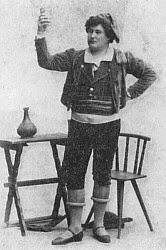 Franz PACAL als Turiddu