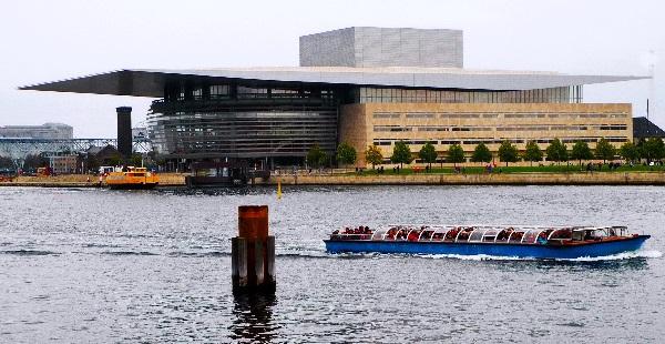 Kopenhagens Königliche Oper, 2005 von Henning Larsen