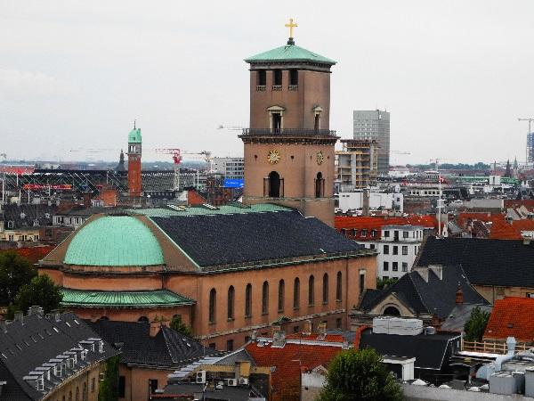 Kopenhagens klasssizistischer Dom