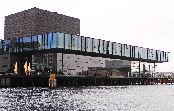 Schauspielhaus, 2008, Lundgaard & Tranberg Architekten