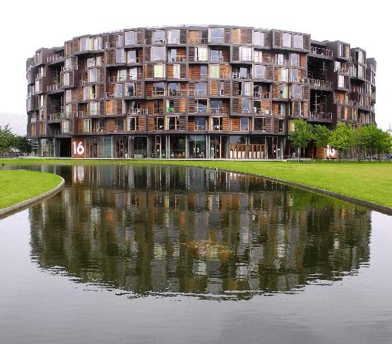 Tietgen-College, 2006,  Entwurf Lundgaard & Tranberg Architekten