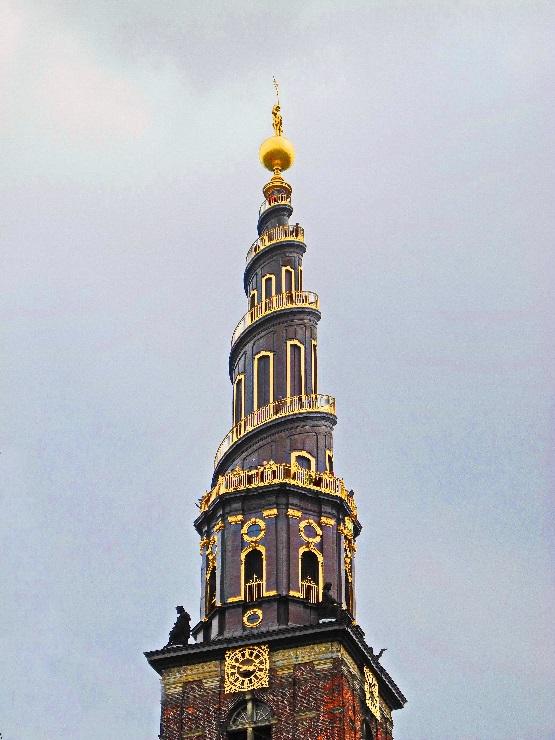 Turm der Erlöserkirche, Aufstieg für Schwindelfreie