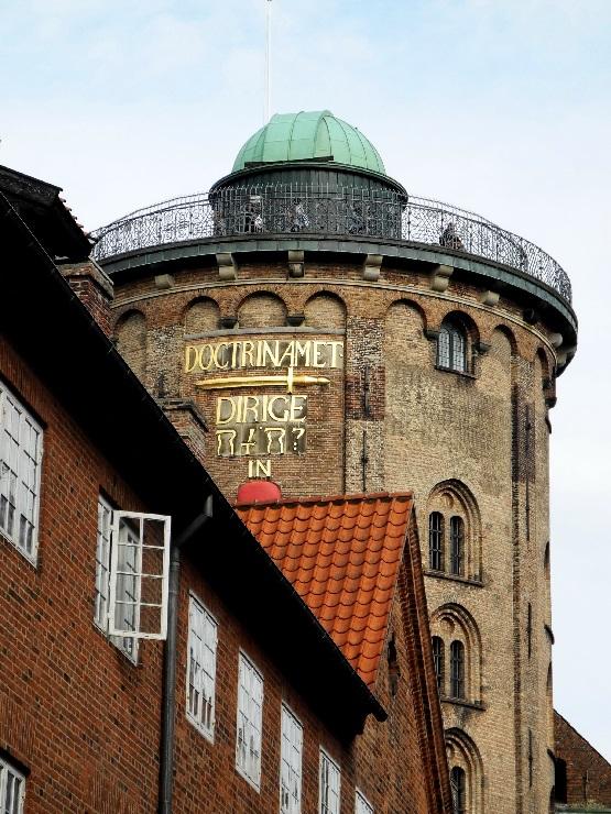 der Runde Turm von St. Trinitatis