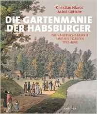 BuchCover   Gartenmanie der Habsburger