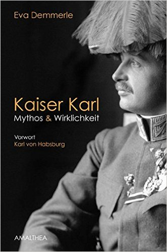 BuchCover  Kaiser Karl