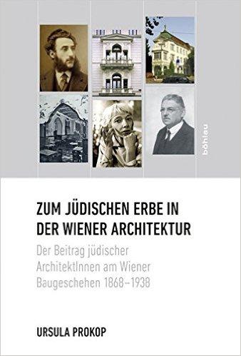 BuchCover   Prokop, Jüd. Wiener Architektur