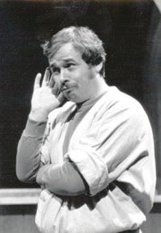Dieter Schweikart als Hans Foltz in Bayreuth
