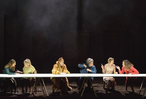 Catrin Striebeck, Maria Happel, Sylvie Rohrer, Kirsten Dene, Frida-Lovisa Hamann, Katharina Lorenz