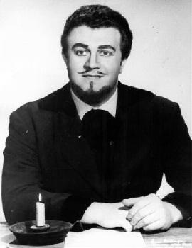 Franco GHITTI als Rodolfo an der MET
