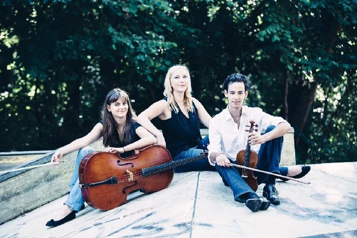 Karklina Trio by Marija Kanizaj